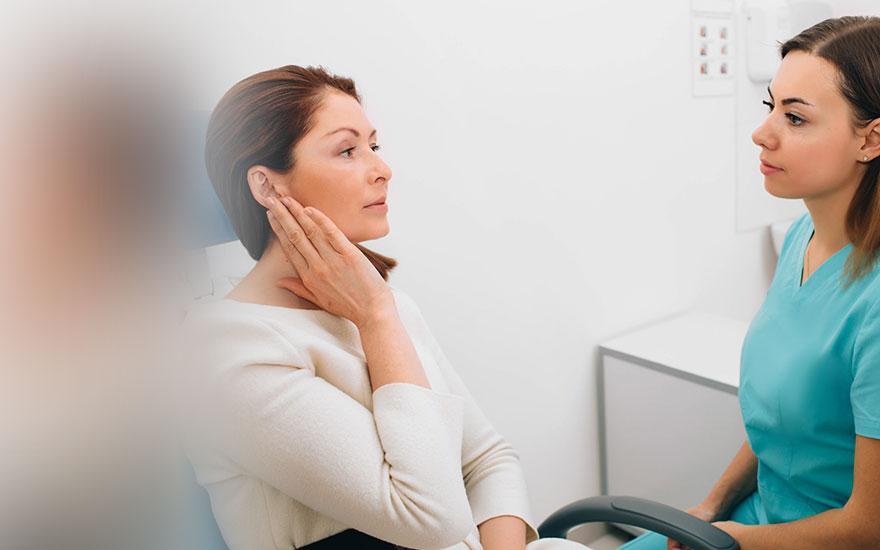 Ocena stanu narządu słuchu
